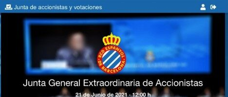 nubwebinar se consolida en el mercado de las Juntas de Accionistas de importantes entidades deportivas
