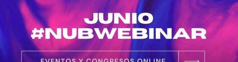 ¡Junio #nubwebinar!